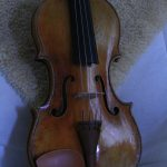 Joseph Filius Andrea Guarneri Copy Handmade Violin by James Stephenson