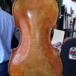 Del Gesù Ole Bull Copy Handmade Violin by James Stephenson